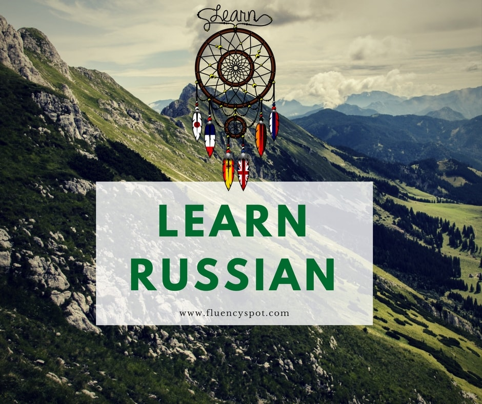 Learn russian in a fun way